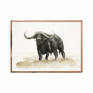 Tough guy (buffalo)