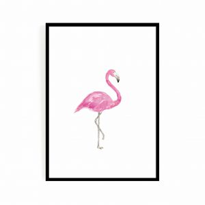 Flamingo Right