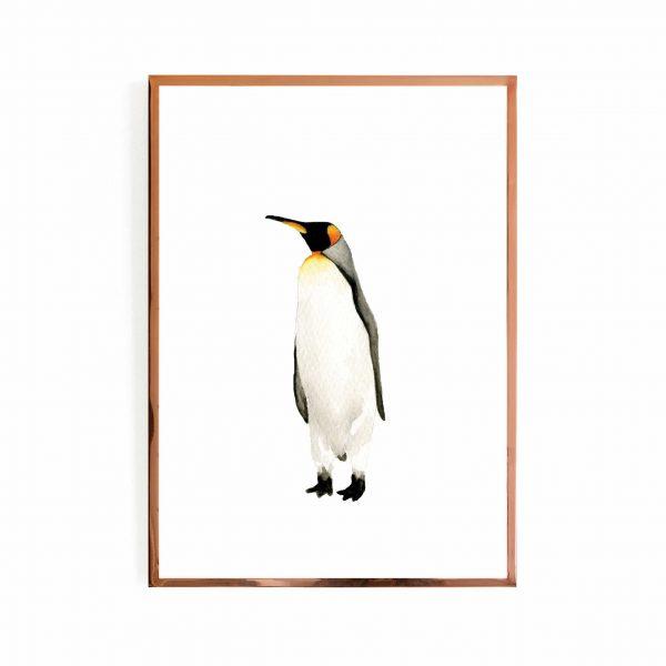 Penguin Left